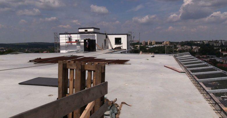 Szpital Śląski będzie miał lądowisko dla helikopterów. Budowa trwa