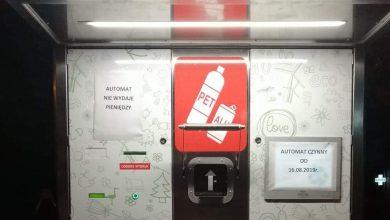 Pszczyna rozpoczęła pilotażowy program zbiórki plastikowych butelek i puszek. Na terenie miasta pojawił się pierwszy automat do selektywnej zbiórki odpadów