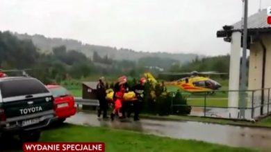 Tragedia w Tatrach: 4 osoby nie żyją, nawet 100 rannych! Przerażające liczby po gwałtownej burzy! (TVP Info)