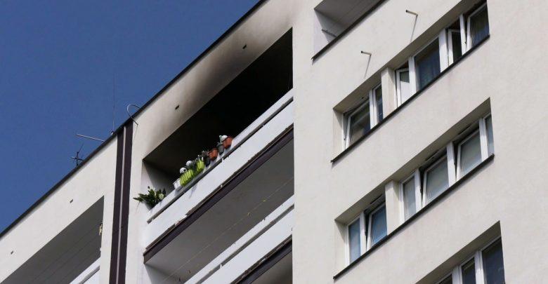 Tragiczny pożar w Jastrzębiu. Zobaczcie ZDJĘCIA i WIDEO z miejsca akcji!