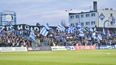 Co z biletami na mecz Ruchu Chorzów z Foto-Higieną Gać? Jest decyzja klubu! (fot.Ruch Chorzów)