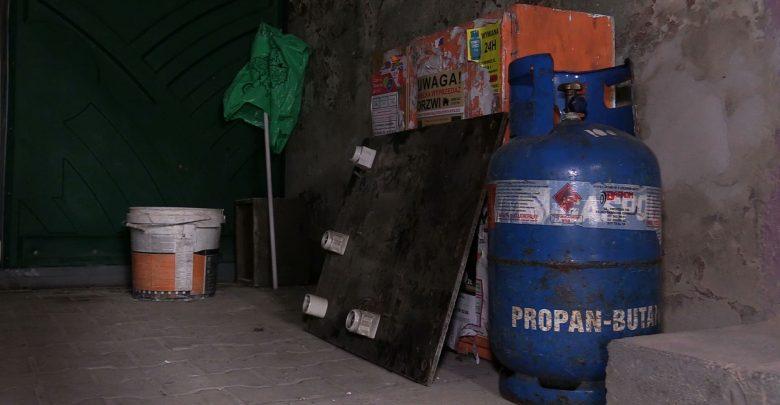 Mieszkańcy kamienicy przy ulicy Kościuszki w Siemianowicach Ślaskich modlą się każdego dnia, aby tym razem ich sąsiad nie zapomniał zakręcić kurka z gazem