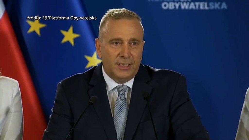 Koalicja Obywatelska zaprezentowała w Warszawie listy do sejmu. I liczy na zwycięstwo w wyborach
