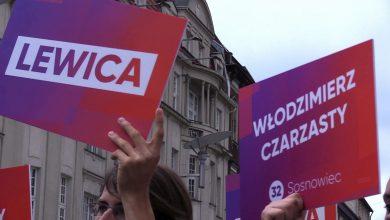 LEWICA pokazała jedynki. Kto zawalczy o mandaty w województwie śląskim? [WIDEO]