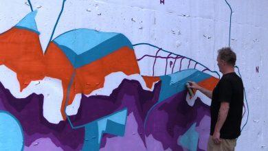 Stworzyli pierwszy mural w Katowicach. Teraz artyści podejmą się kolejnego zadania [WIDEO]