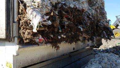 Nielegalny transport odpadów z Niemiec na Śląsk [WIDEO] (fot.policja.pl)
