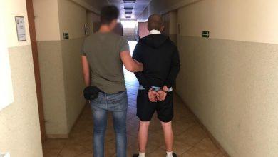 Śląskie: Koniec obławy! Nożownik, który ugodził dziecko i 44-latka w rękach policji! (fot.policja)
