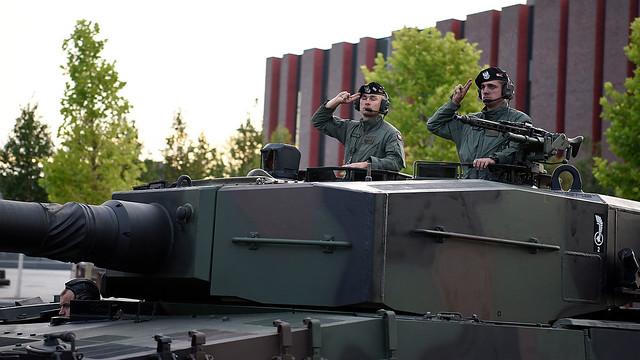 Czołgi, transportery, żołnierze, na niebie F-16. Co zobaczymy na defiladzie WIERNI POLSCE w Katowicach? (foto.MON)