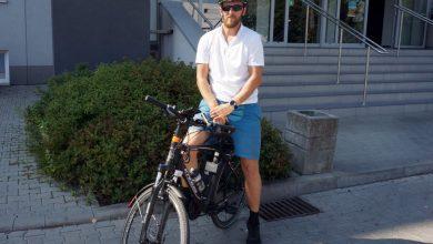 Lance Armstrong śląskiej policji! Na rowerze zatrzymał porsche! ZOBACZ WIDEO