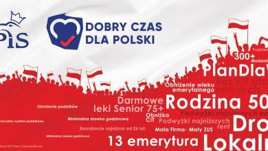 """PiS rusza w Polskę. """"Będziemy słuchać Polaków i służyć Polsce"""" (fot.PiS)"""