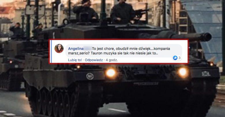 """""""To jest chore!"""" Mieszkańcy komentują nocną próbę defilady w Katowicach"""