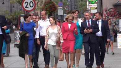 Koalicja Obywatelska przedstawiła kandydatów. To oni wystartują w najbliższych wyborach