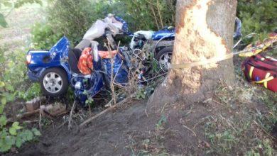 PILNE: Śmiertelny wypadek w Mikołowie. Dwie osoby nie żyją