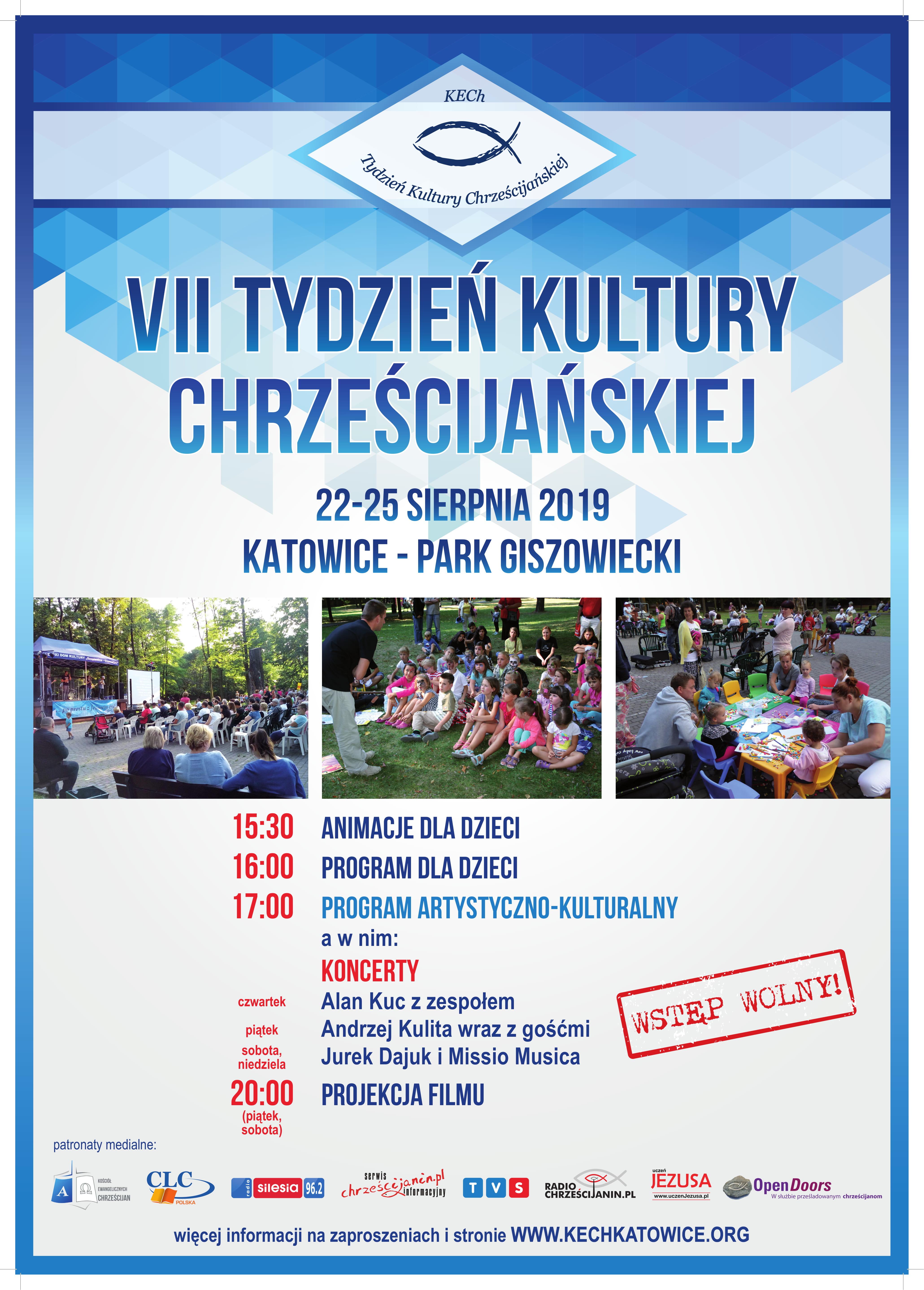 Vii Tydzień Kultury Chrześcijańskiej W Katowicach Tvspl