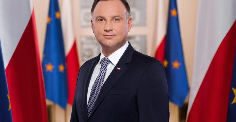 Andrzej Duda podpisał Tarczę 4.0. [fot. Śląskie.pl]
