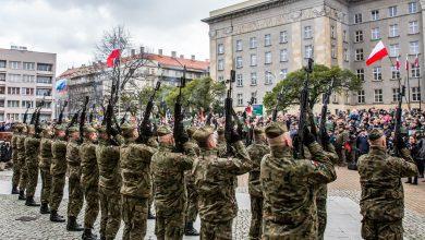 Wielki fajer w Katowicach. Żołnierze ze Śląska zapraszają na defiladę (fot.UM Katowice)