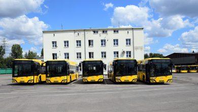 PKM Katowice wzbogaca się o kolejne autobusy (fot. UM Katowice)