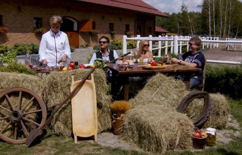 Przebojowe Smaki Mariusz Kalagi: Robimy pyszne, wegańskie szaszłyki!