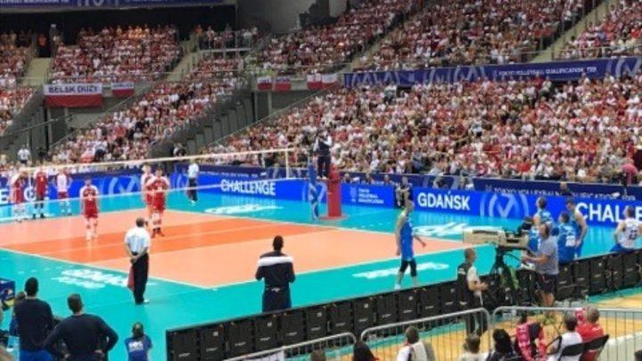 Polska - Słowenia (fot. Sara Kalisz)