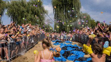 Sosnowiec: jutro wielka bitwa na balony z wodą! Fot. P. Jędrusik