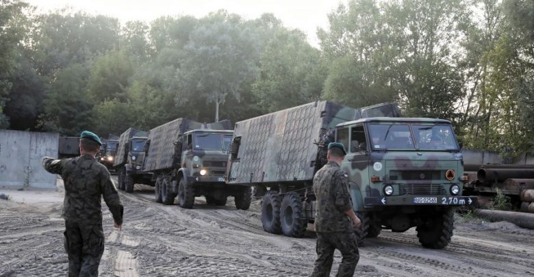 Wojsko pomoże Policji ale nie będzie pilnowało porządku w miastach. [fot. Archiwum]