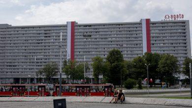 GIGANTYCZNE flagi na Superjednostce! To z okazji Święta Wojska Polskiego [FOTO]