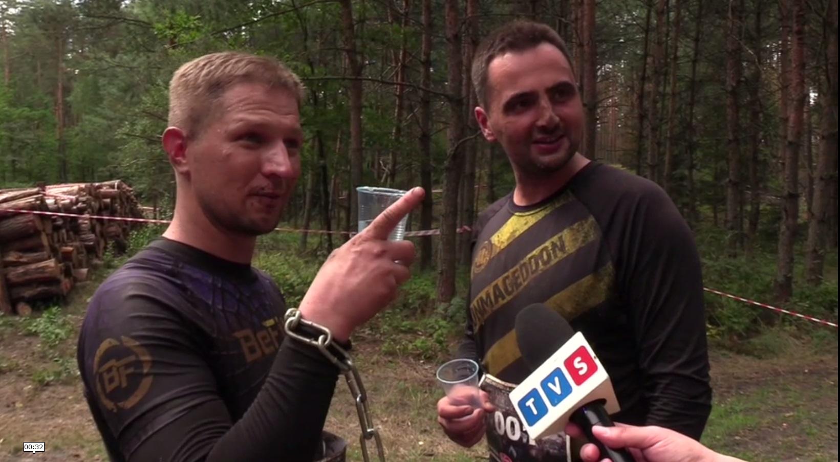 Ucieczka Zakładników podczas XV Biegu Katorżnika w Lublińcu