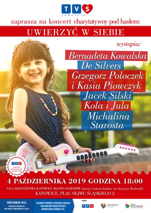 Koncert Uwierzyć w siebie 23.07.2019