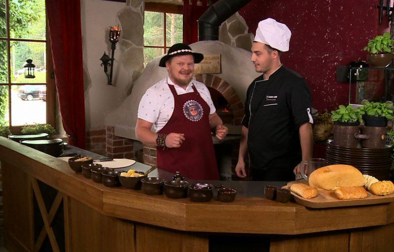 U Bacy na Cacy: Gotujemy w Czarnym Groniu w Rzykach!