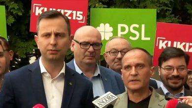 Podpisane porozumienie programowe o współpracy w wyborach do Sejmu - jak przekazał na konferencji Kukiz - obejmuje trzy pakiety: obywatelski, gospodarczy i antykorupcyjny