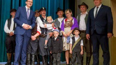 Piknik rodzinny z premierem Mateuszem Morawieckim w gminie Bojszowy. Zaplanowano wiele atrakcji (fot.mat.prasowe)