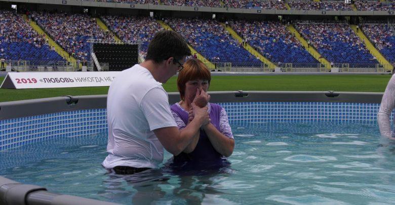 Trwa Kongres Świadków Jehowy na Stadionie Śląskim [WIDEO] (fot.TVS)