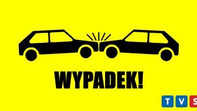 Groźny wypadek w poniedziałek (9.03) na ulicy 1 Maja w Rudzie Śląskiej. Tuż za zjazdem z autostrady A4 samochód osobowy uderzył w bariery energochłonne