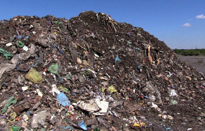 W Bytomiu odkryto nieznane góry! I nikt się z tego nie cieszy, bo to góry śmieci. Śmieci, które trafią teraz do Gliwic