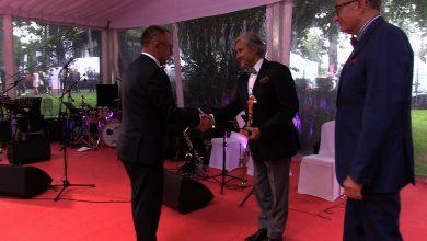 Złotą statuetkę menadżera 25-lecia otrzymał Arkadiusz Hołda, właściciel firmy Holdimex. Kanclerz Wyższej Szkoły Technicznej w Katowicach
