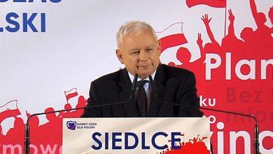 Jarosław Kaczyński zapowiada: Powstanie nowe województwo!