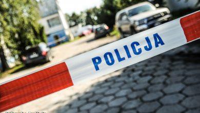 Dramatyczny finał obławy na mężczyznę, który dzisiaj w Gorzowie Wielkopolskim zastrzelił w pralni kobietę. Paweł R. zginął od policyjnych kul pod Berlinem