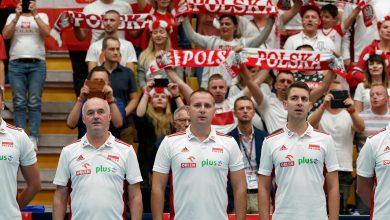 Ćwierćfinał ME siatkarzy: Polska-Niemcy 3-0! Jesteśmy w strefie medalowej!!! (foto: Polski Związek Piłki Siatkowej)