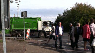 Sosnowiec: Mieszkańcy zablokowali dojazd na wysypisko śmieci. Mają dość smrodu!