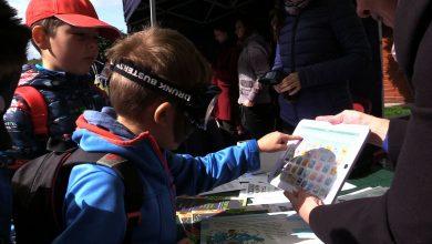 Dzieciaki uczą się bezpieczeństwa, czyli Bezpieczna Droga do Szkoły w Świętochłowicach