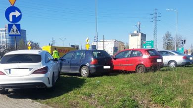 Katowice: straż miejska wystawiła mandaty na 0,5 mln zł za nieprawidłowe parkowanie