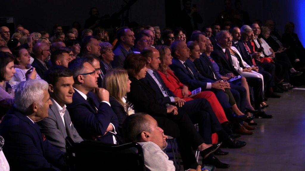 Konwencja wyborcza Koalicji Obywatelskiej odbyła się w sobotę, 21 września w Sosnowcu. I padły na niej mocne i ostre słowa