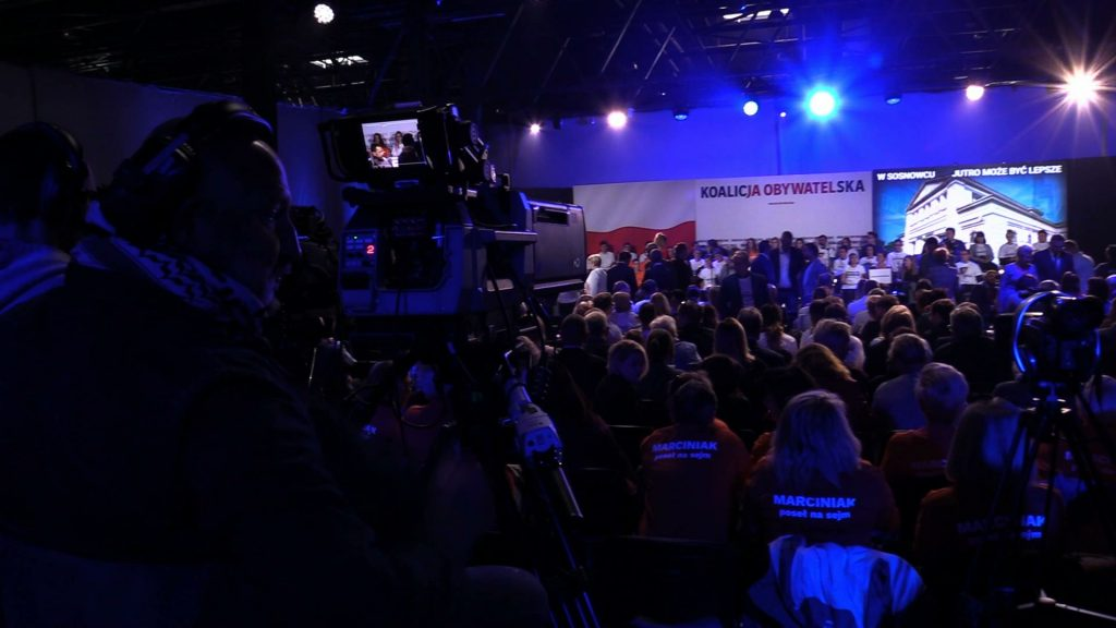 """Konwencja Koalicji Obywatelskiej w Sosnowcu: """"Następna kadencja rządów PiS to kolejne lata kłamstw!"""""""