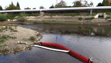 Wyciek nieznanej substancji do rzeki w Bielsku-Białej. Są wyniki badań wody [WIDEO]