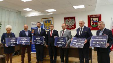 Śląskie: Kolejne 40 mln zł na drogi! Samorządy dostały właśnie pieniądze