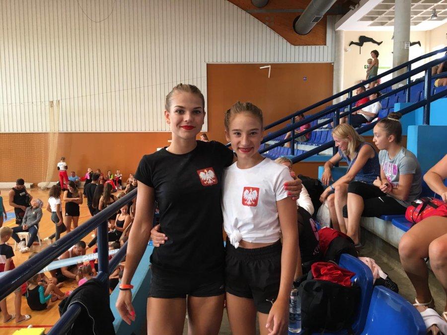 Julia Wojciechowskia z Bytomia wywalczyła mistrzostwo świata w akrobatyce powietrznej