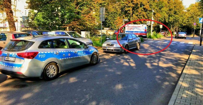 Gliwice: potrącił 11-latkę na przejściu dla pieszych (Żródło: KMP Gliwice)