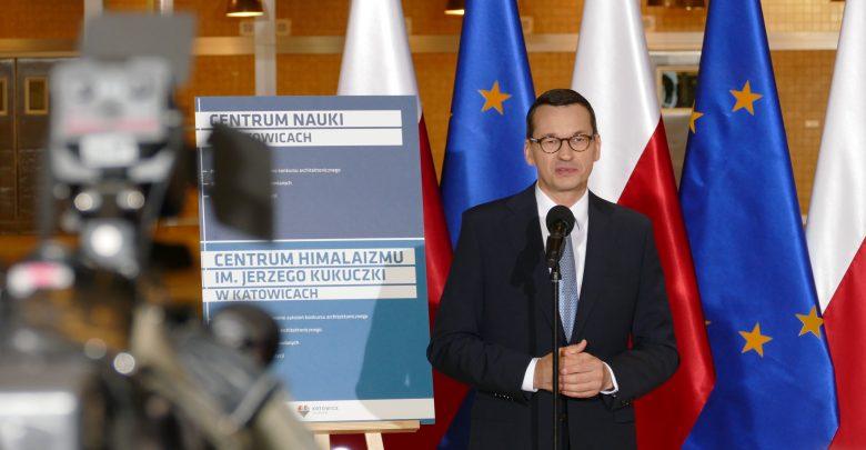 Premier Mateusz Morawiecki zawiesza udział w kampanii do pogrzebu ojca