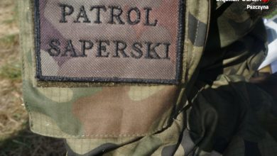 Śląskie: Pamiątki po II Wojnie Światowej, czyli niewybuchy w Kryrach i Kobielicach (fot.KPP Pszczyna)
