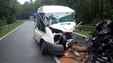 Śląskie: Tragiczny wypadek w Kobielicach. Lądował śmigłowiec LPR (fot.KPP Pszczyna)